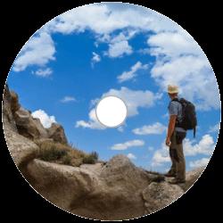 DVD-Rohlinge-Offsetdruck